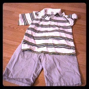 Other - Boys casual set